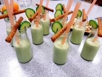Gurken-Joghurt Lassi